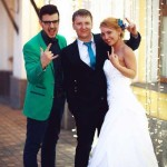 Ведущий свадеб Рома Мастер