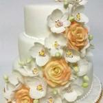 украшение свадебных тортов