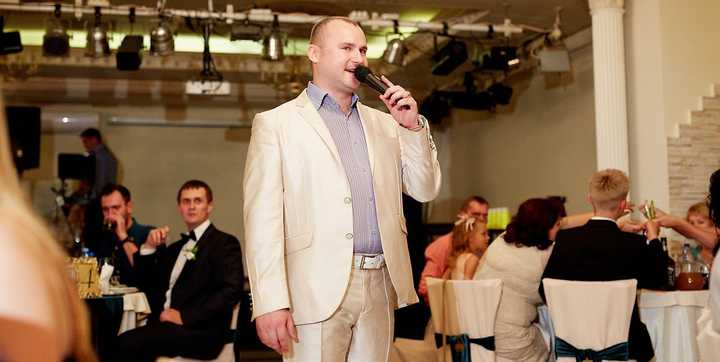 тамада и ведущие на свадьбу в домодедово