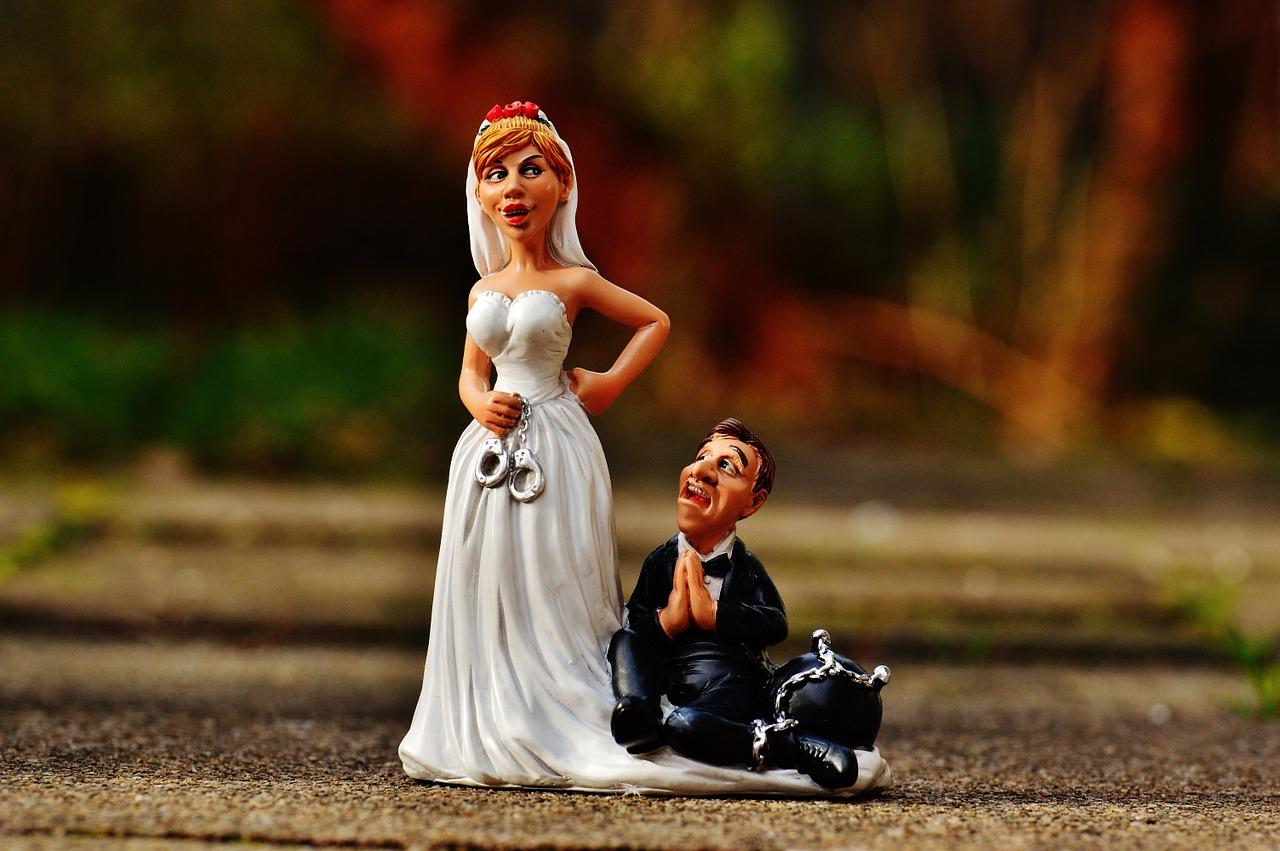 женитьба в наручниках