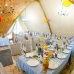 Свадьбы, юбилеи, банкеты, корпоративы  в Кафе Бархан