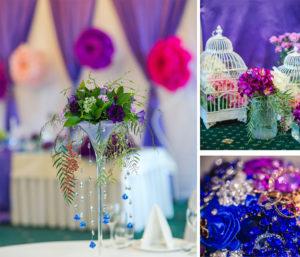 Организация свадьбы, свадебный декор Flori'n
