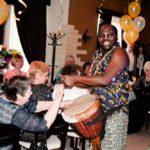 Африканская шоу-группа Килиманджаро