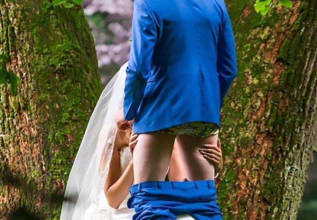 новый тренд в свадебной фотографии