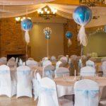 Как украсить свадебный зал?