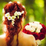 Зачем невесте красивая причёска?