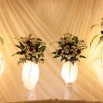Идеи для свадьбы: бумажный декор