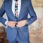 Шьём мужской свадебный костюм на заказ