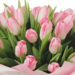 Цветы любимым к 8 марта от Мастерской цветов «ROZA DALI»